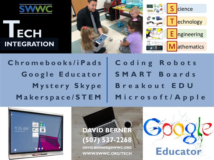Tech Integration at SWWC