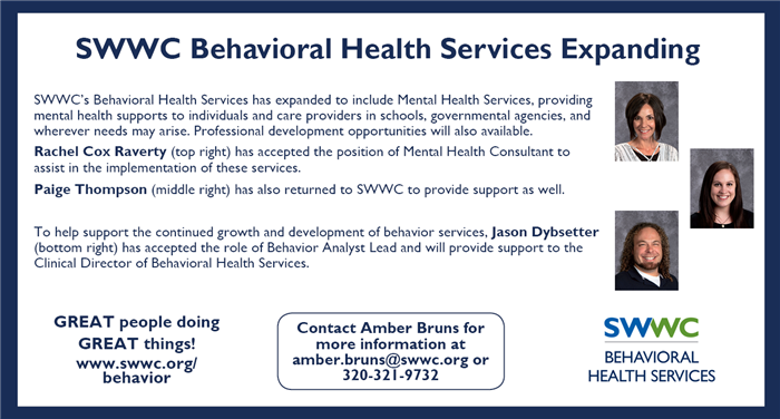 New - Mental Health Services