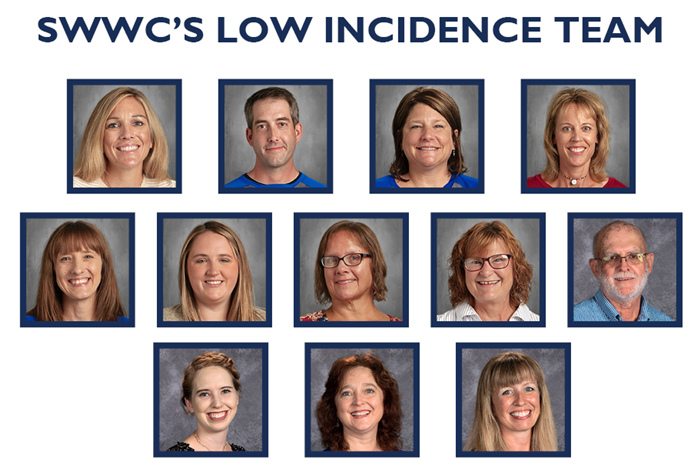 low incidence team